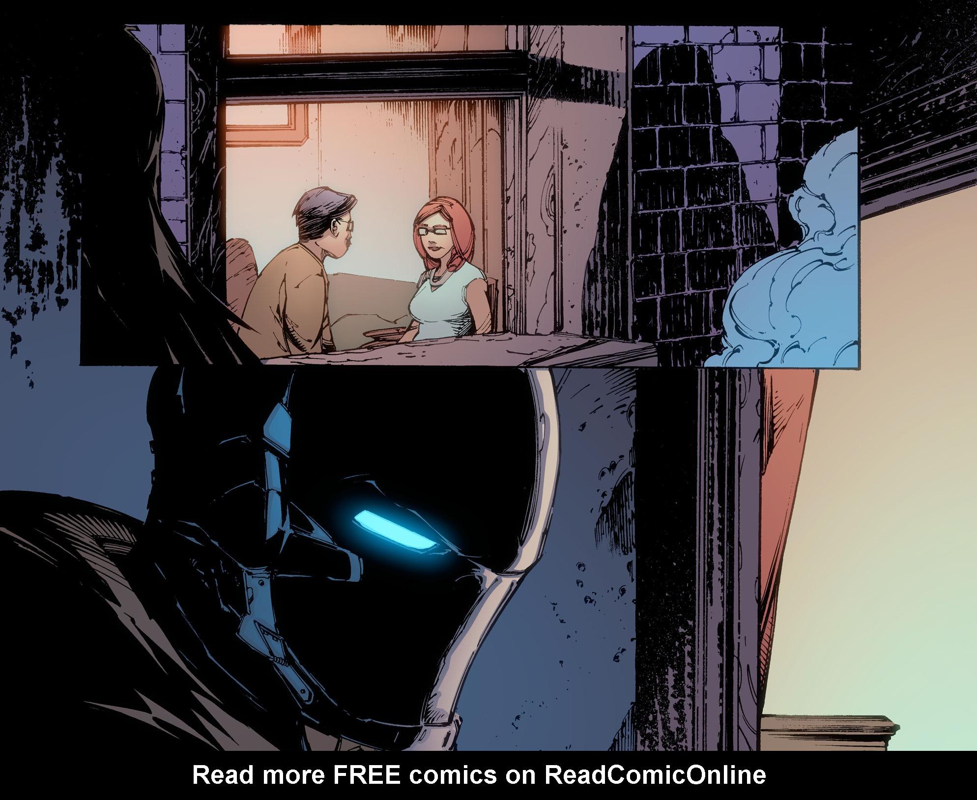 Batman: Arkham Knight [I] Issue #20 #22 - English 18