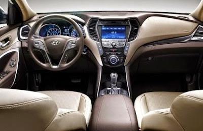 Hyundai Santa Fe 2015 chega com mudanças