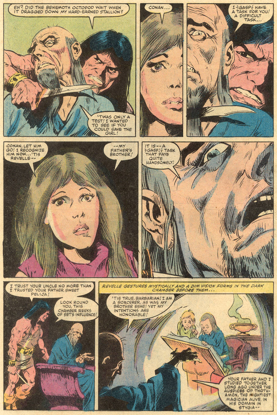 Conan the Barbarian (1970) Issue #138 #150 - English 10