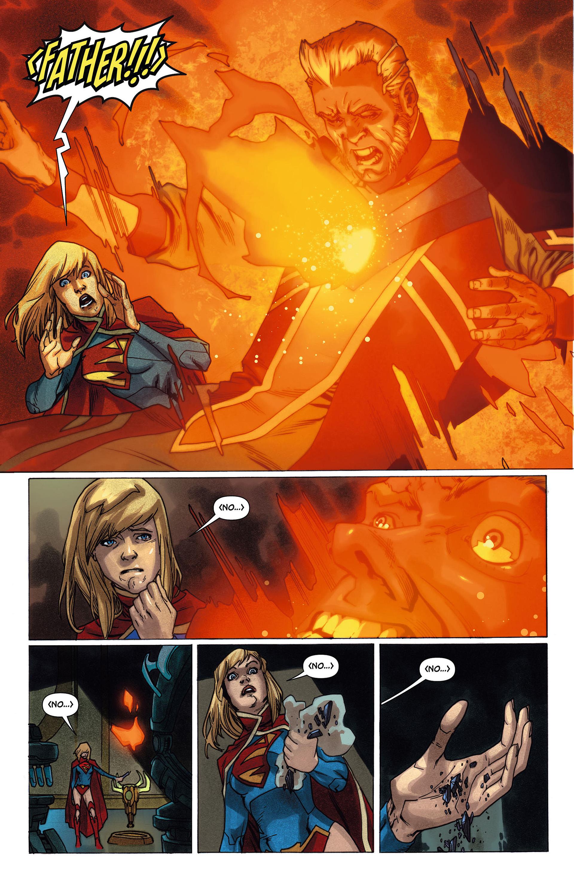 Supergirl (2011) Issue #5 #7 - English 11