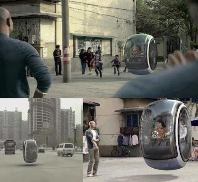 Volkswagen Floating Car (Concept)