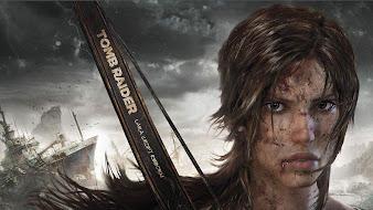 #16 Tomb Raider Wallpaper