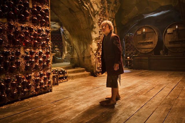Baggins in in The Hobbit 2: The Desolation of Smaug movie still image picture photo