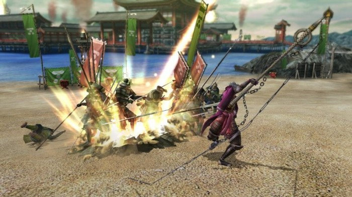 Download Game Sengoku Basara 2 Heroes PS2 For PC Terbaru