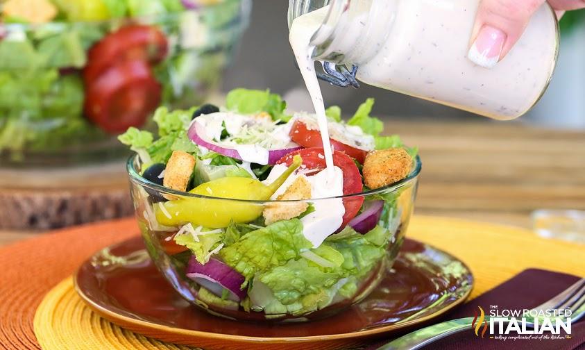 olive garden copycat salad house dressing - Olive Garden Italian Dressing