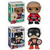 Funko Pop! Stan Lee y U.S. Agent