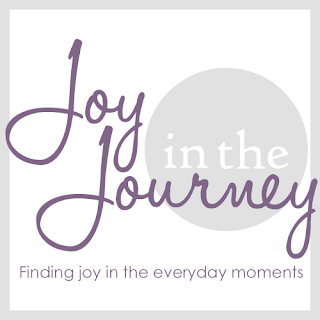 Check out my new blog Joy in the Journey