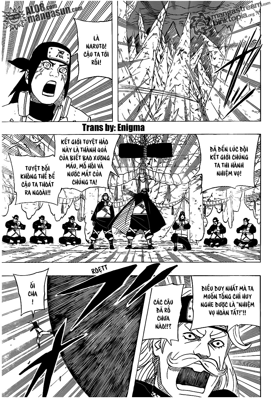 Naruto chap 536 Trang 7 - Mangak.info