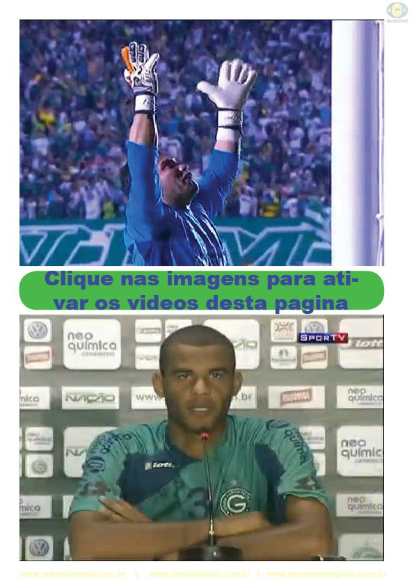 Rádio versátil, Reinaldo Cruz, BUGNEWS, Setor Pedro Ludovico, Goiânia, Goiás esporte Clube
