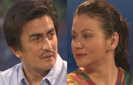 Rosanna Roces and Gary Estrada in a Love Affair in MMK this January 19