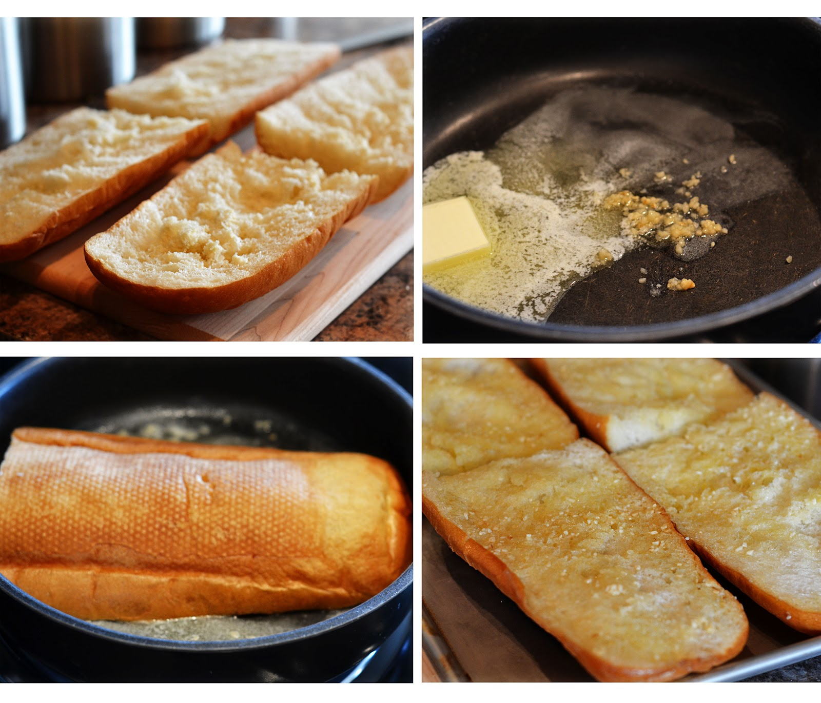 Garlic Cheese Bread | Recipes Recipe