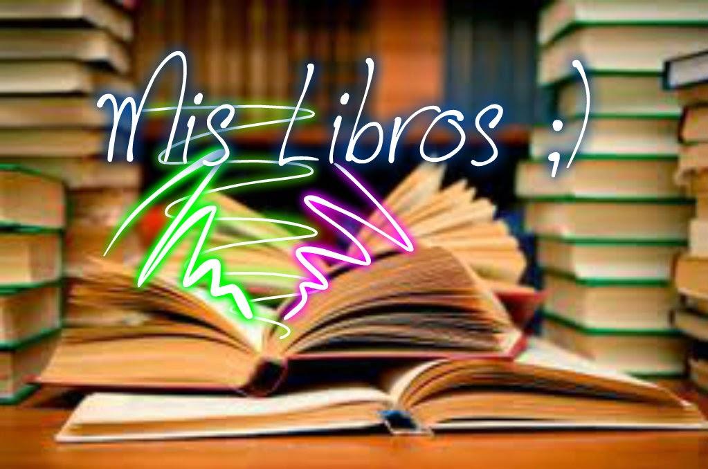 Mis Libros ;)