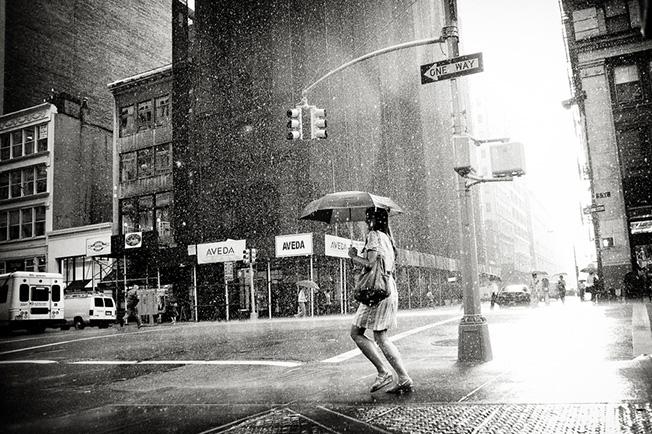 hujan kuala lumpur Rain on 5th Avenue