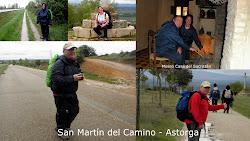 Etapa-19 San Martín del Camino - Astorga