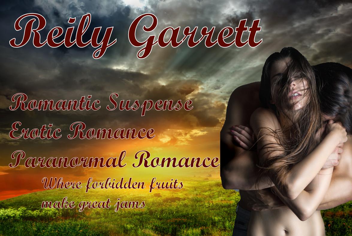 Reily Garrett  Author