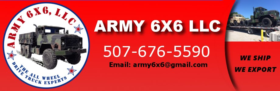 ARMY 6X6