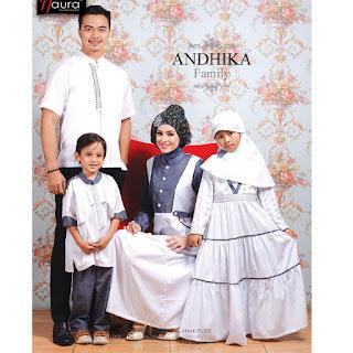 Foto Baju Muslim Untuk Ayah Ibu Dan Anak