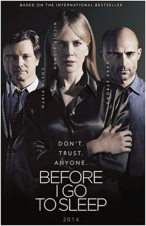 Poster Of Hollywood Film Before I Go to Sleep (2014) In 300MB Compressed Size PC Movie Free Download