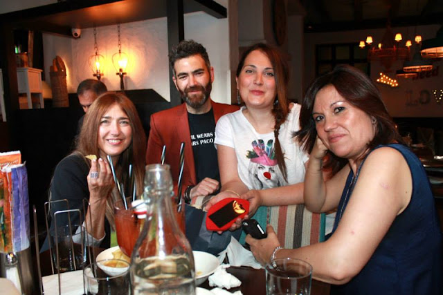 Miami Sunset Soul, El Recuerdo, Madrid, Afterwork, Bloggers, Lifestyle