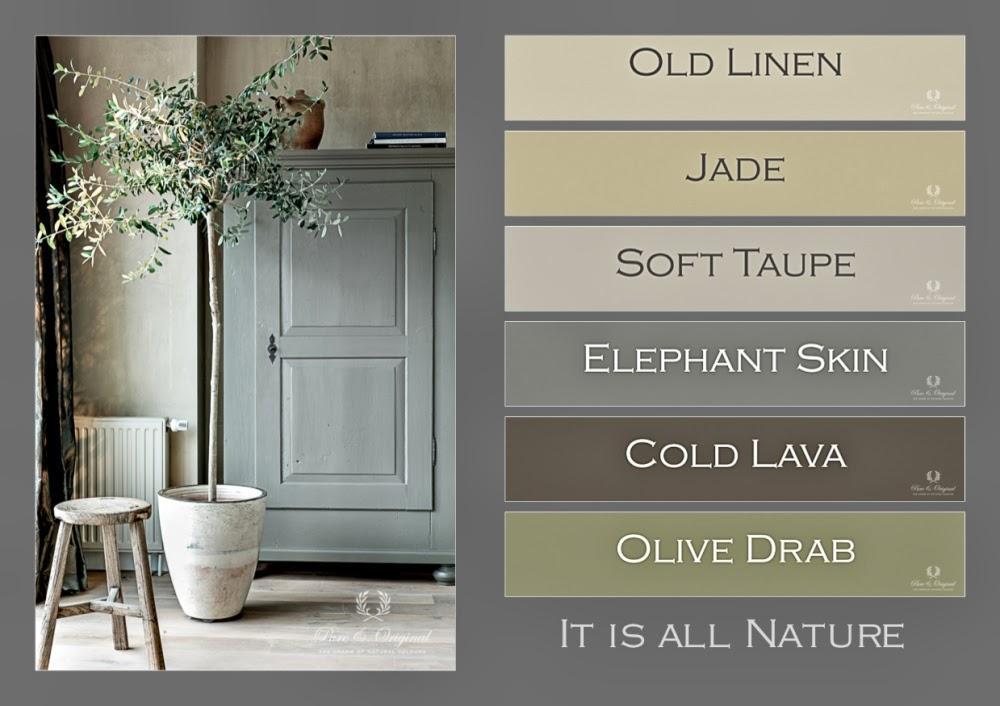 Edda interi rdesign flotte farger fra pure original for De pagter antiek interieur b v
