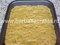 Prajitura Figaro cu gem de caise preparare reteta blat