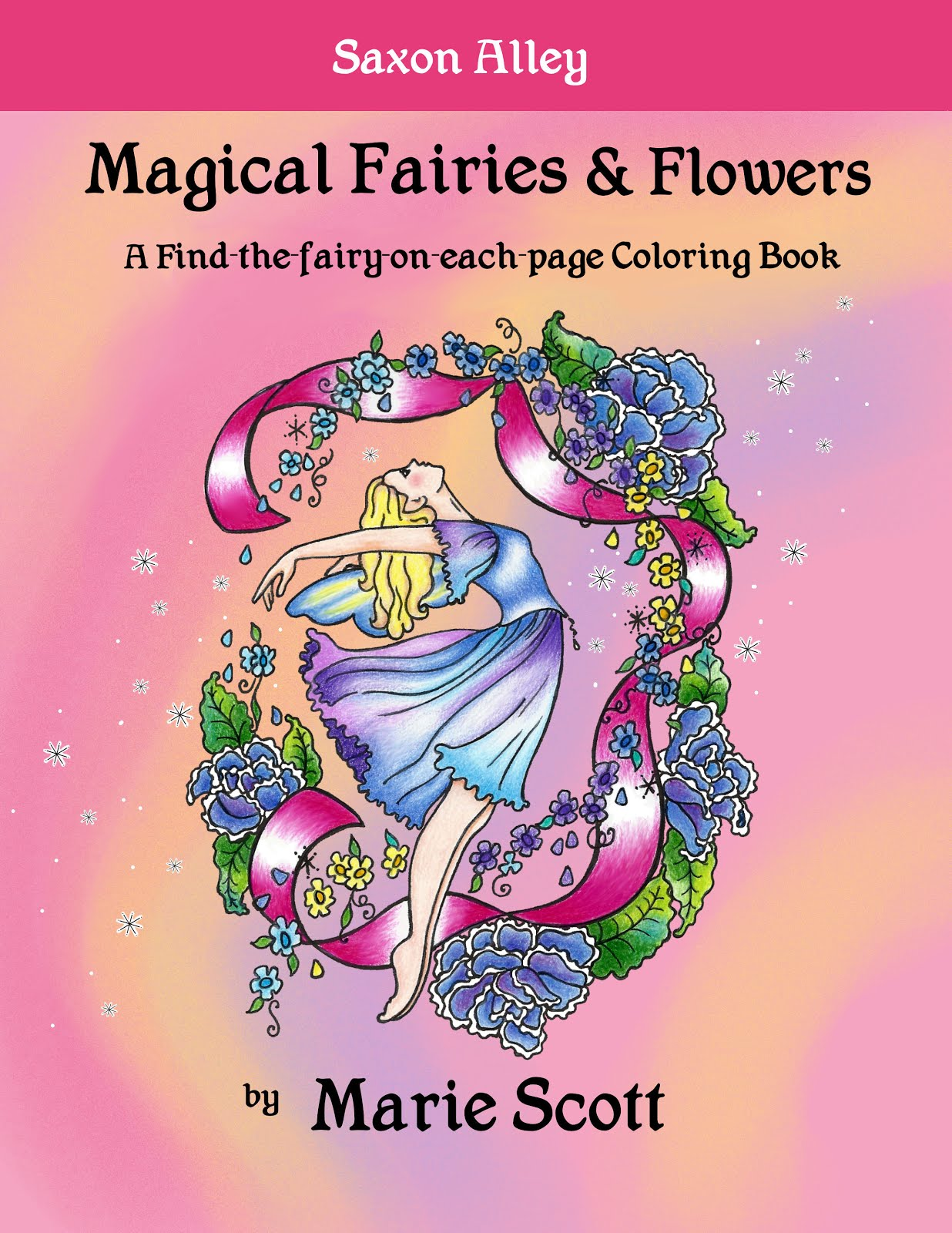 Magical Fairies & Flowers