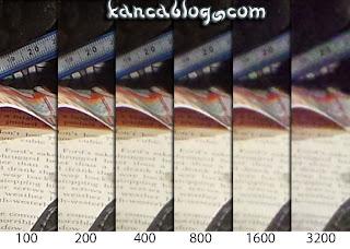 galaxy camera ISO