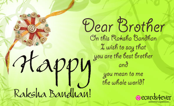 Happy Rakshabandhan Quotes: Best Rakhi Quotes 2015