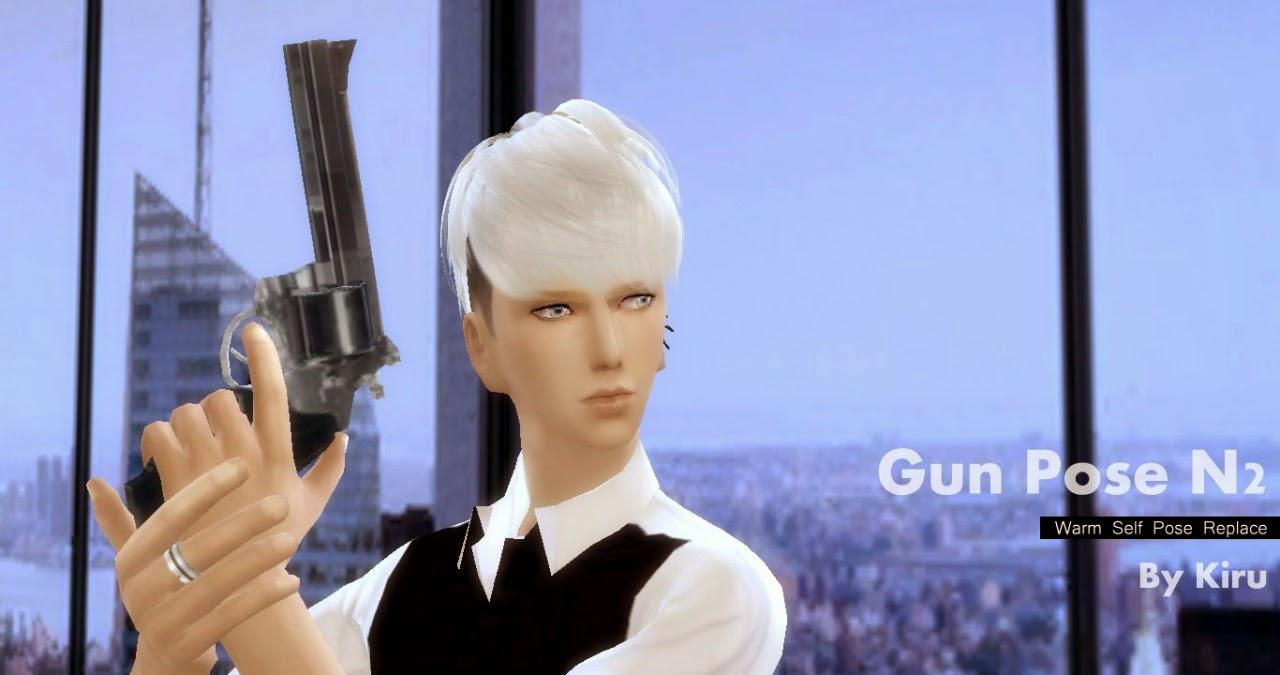 Gun Pose By Kiru