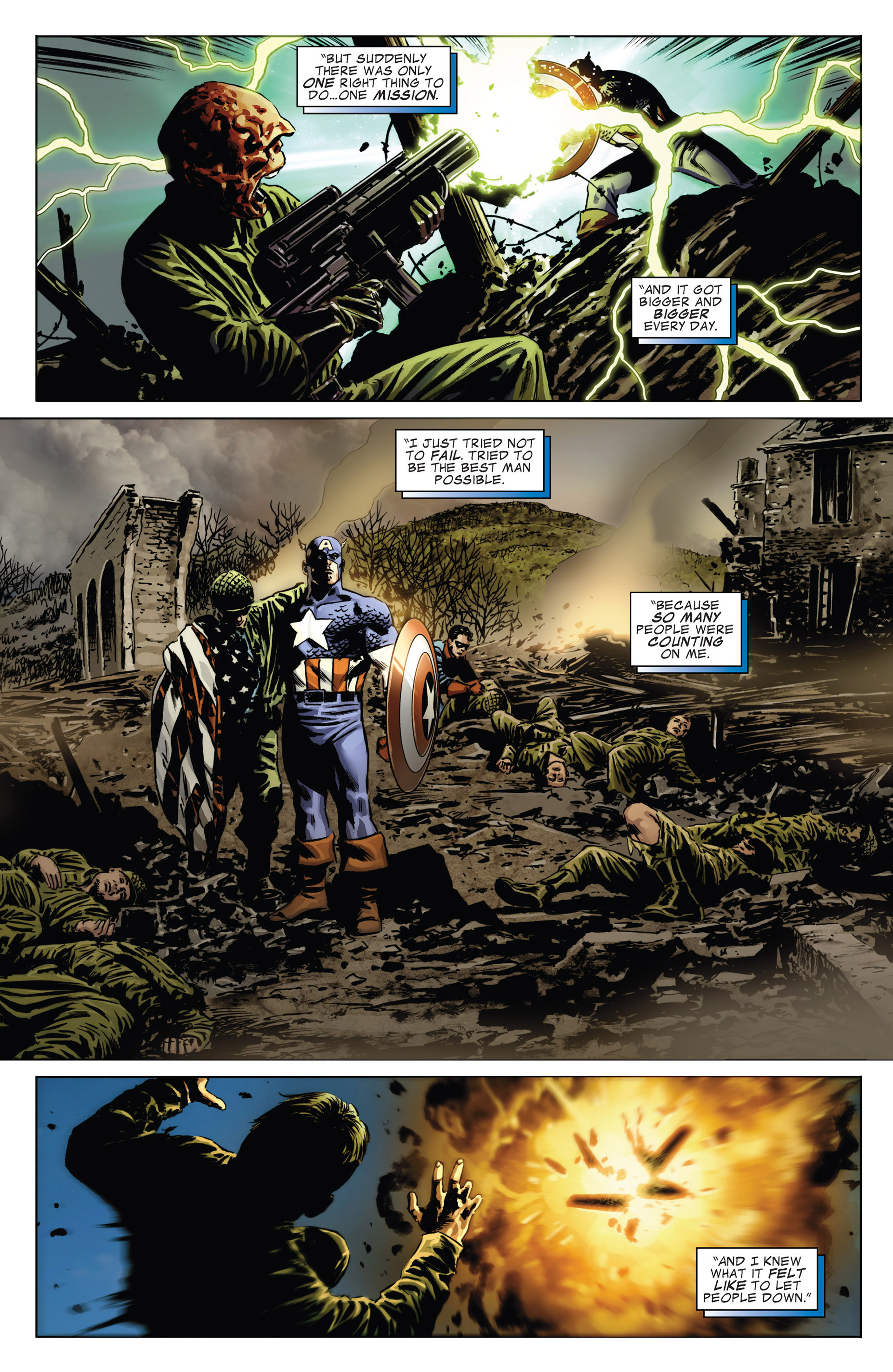 Captain America (2011) Issue #19 #19 - English 13