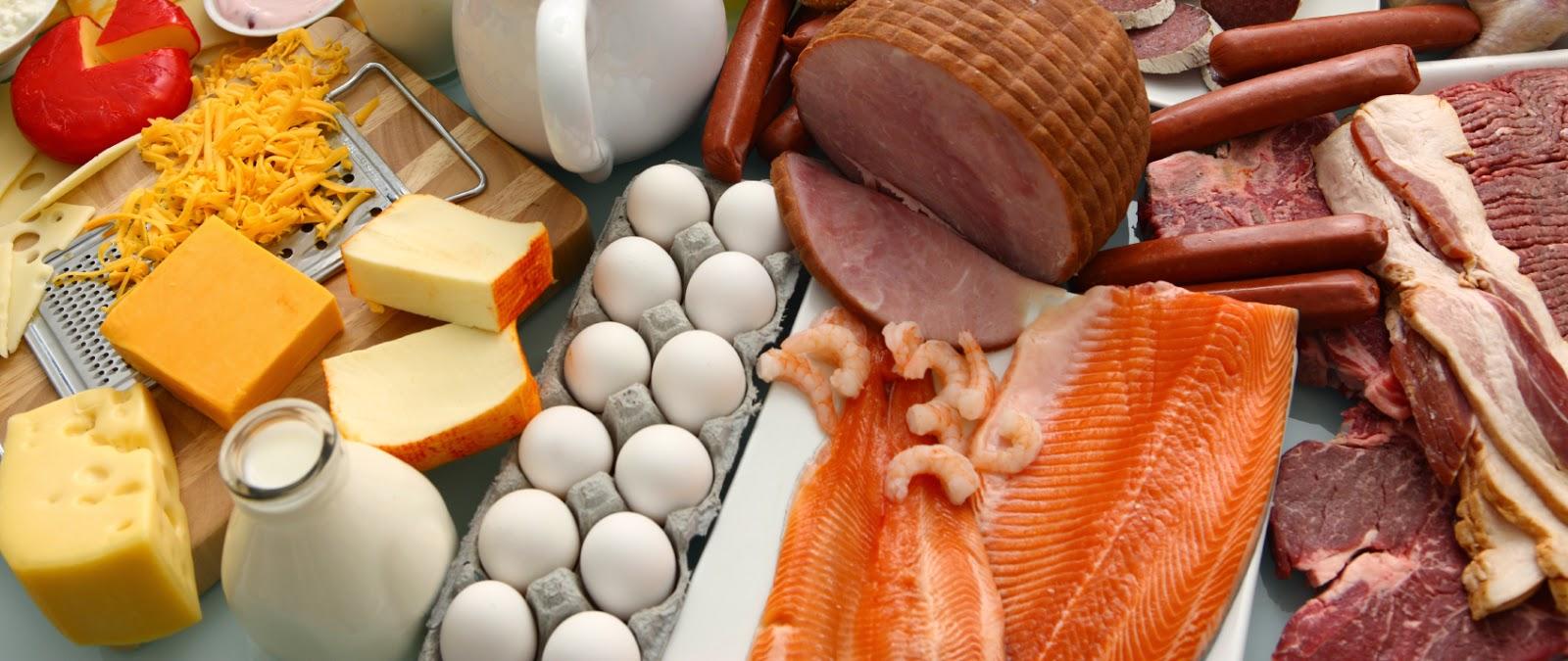 Диета Дюкана: Белки, белки и ... еще раз белки!
