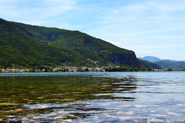 Northern Evoikos Gulf Central Greece Attractions