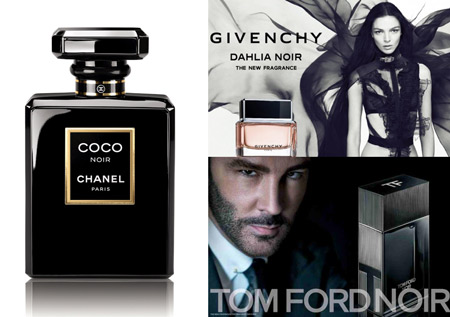 Chanel, Tom Ford, Givenchy