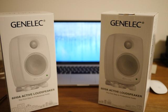 GENELEC 6010A
