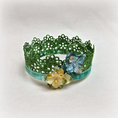 Reciclatex Cómo hacer coronas de encajes para cumpleaños de princesas