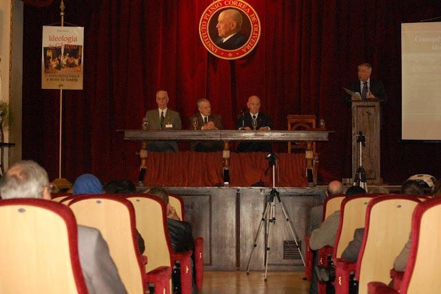 Cel Paes de Lira, Jairo Paes de Lira, Ideologia de Gênero, Conferência, Instituto Plinio Corrêa de Oliveira