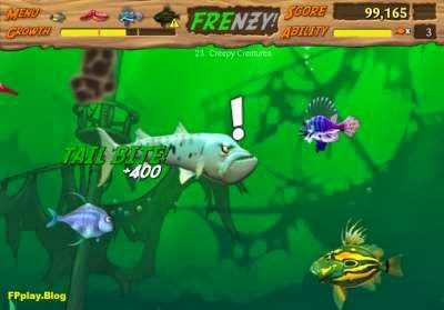 Feeding Fry 2 Game Apk Free Downlaod For Mobiles