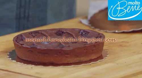 Crostata al Cioccolato ricetta Benedetta Parodi