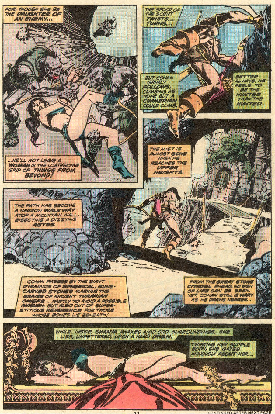 Conan the Barbarian (1970) Issue #87 #99 - English 8