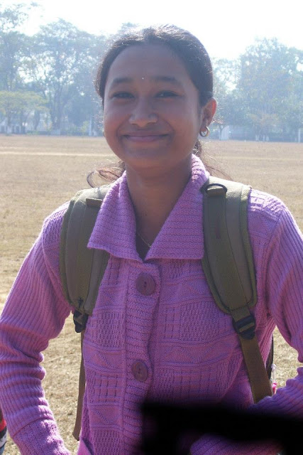 girls in assam