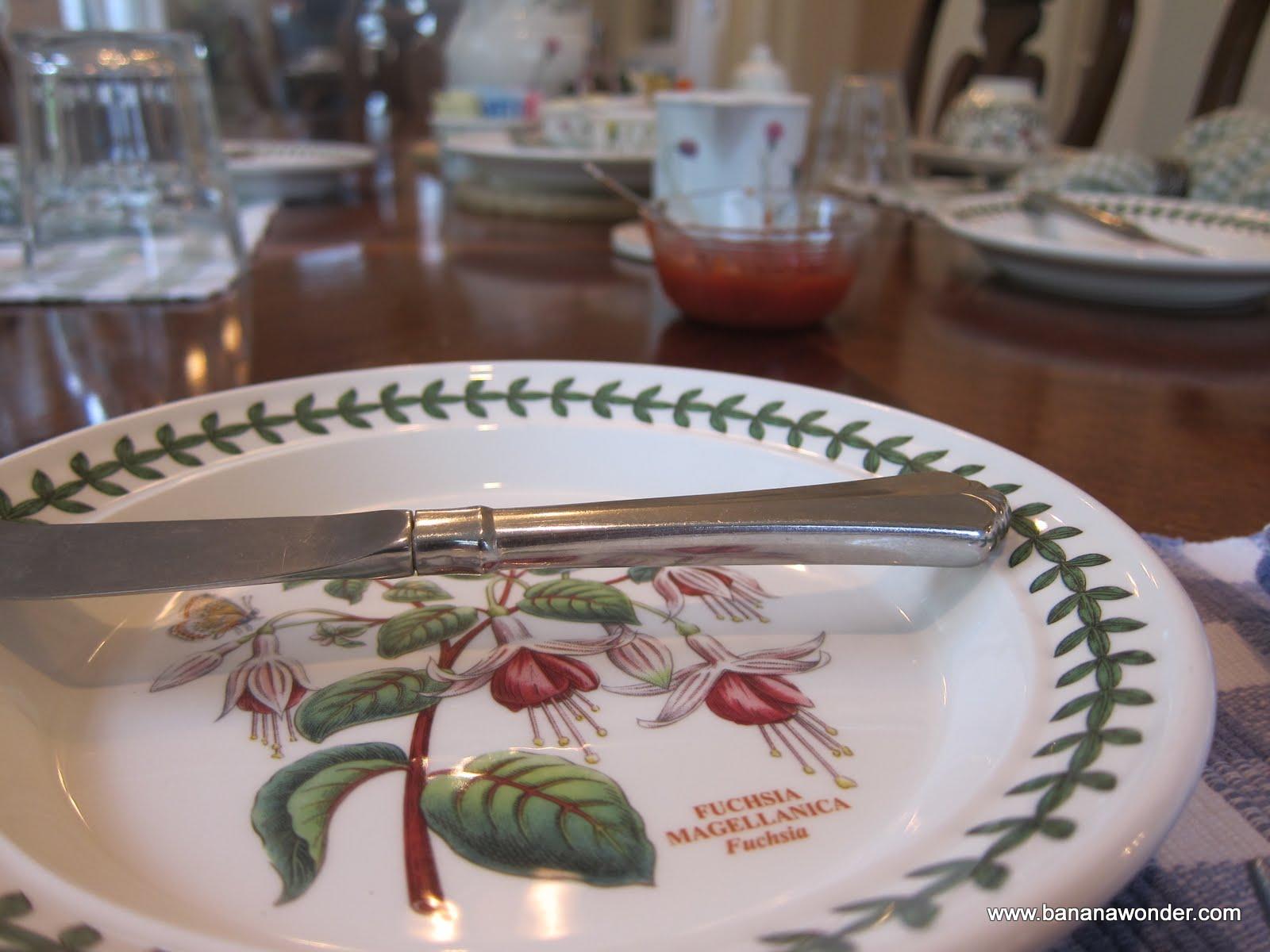 Banana Wonder: The Secret Garden: Bed and Breakfasting in Eugene