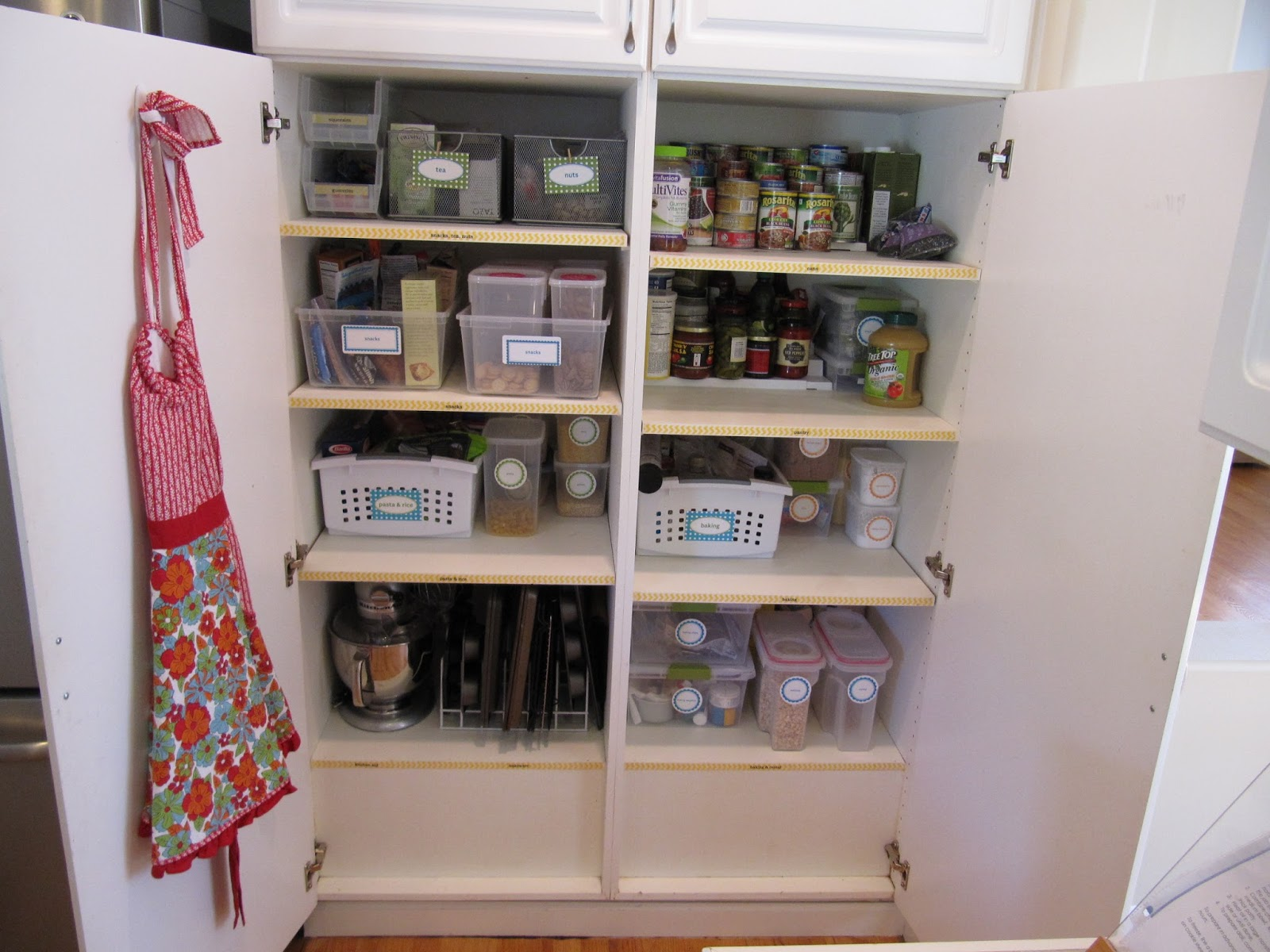 Organization For Kitchen Everyday Organizing An Organized Kitchen The Pantry Part Iii