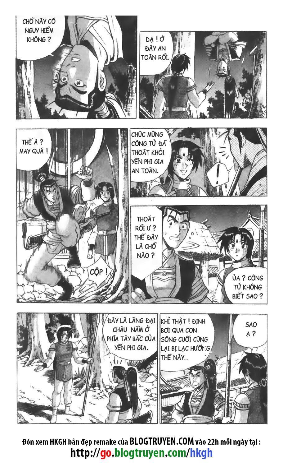 Hiệp Khách Giang Hồ chap 236 Trang 21 - Mangak.info