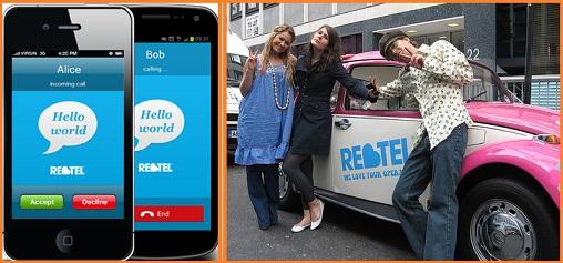 Rebtel Advertisement