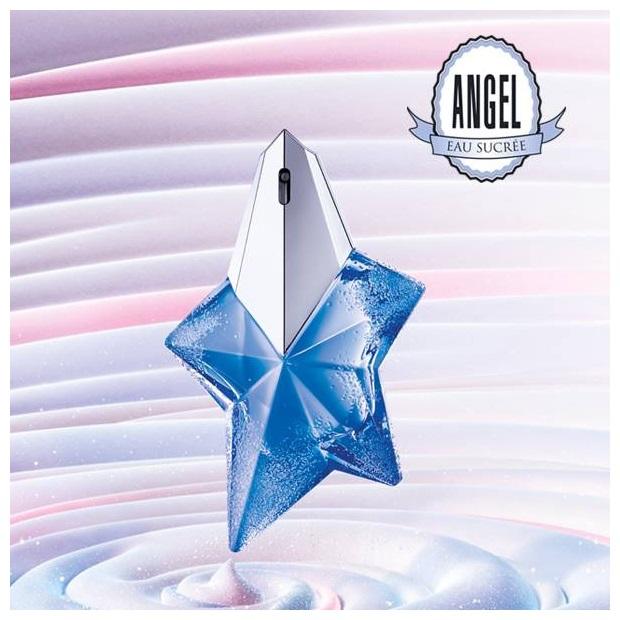 Thierry Mugler Angel Eau Sucree 2015 - reklama