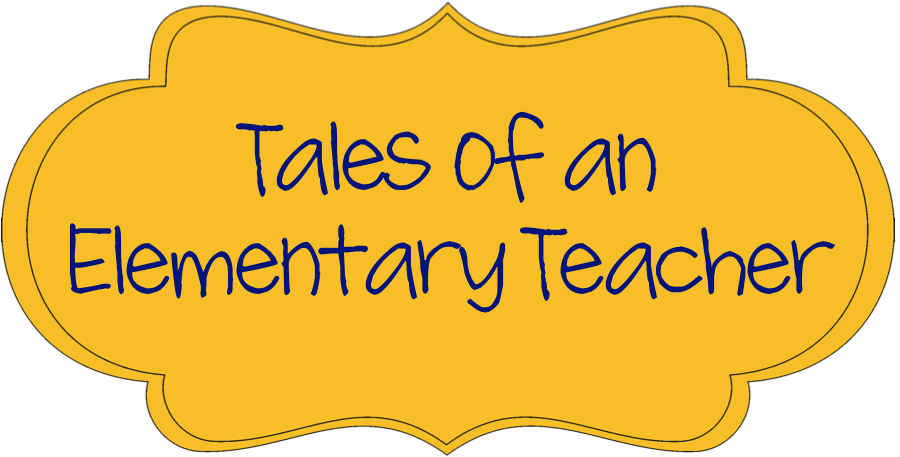 Tales of an Elementary Teacher