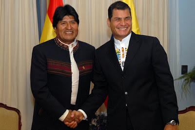 Ecuador entre los mas corruptos