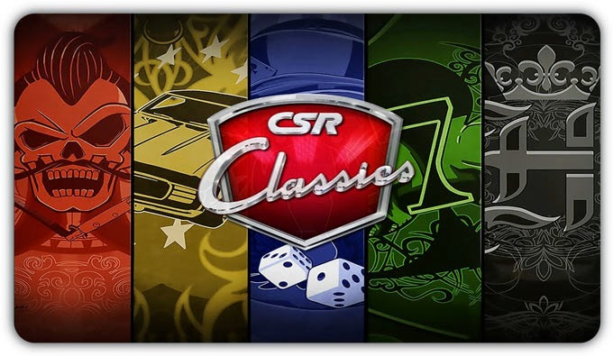 CRC Classics 1.4.0 Full Mod Unlimited koin dan Uang
