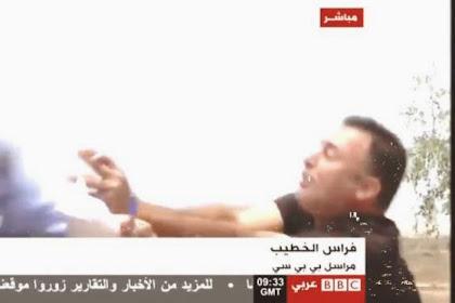 Sedang Siaran Langsung di Palestina, Reporter BBC Diserang Warga Israel