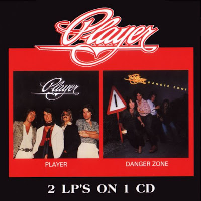 Player - Player (1977) & Danger Zone (1978) (2 in 1) 2001 (USA, Pop, Pop-Rock)